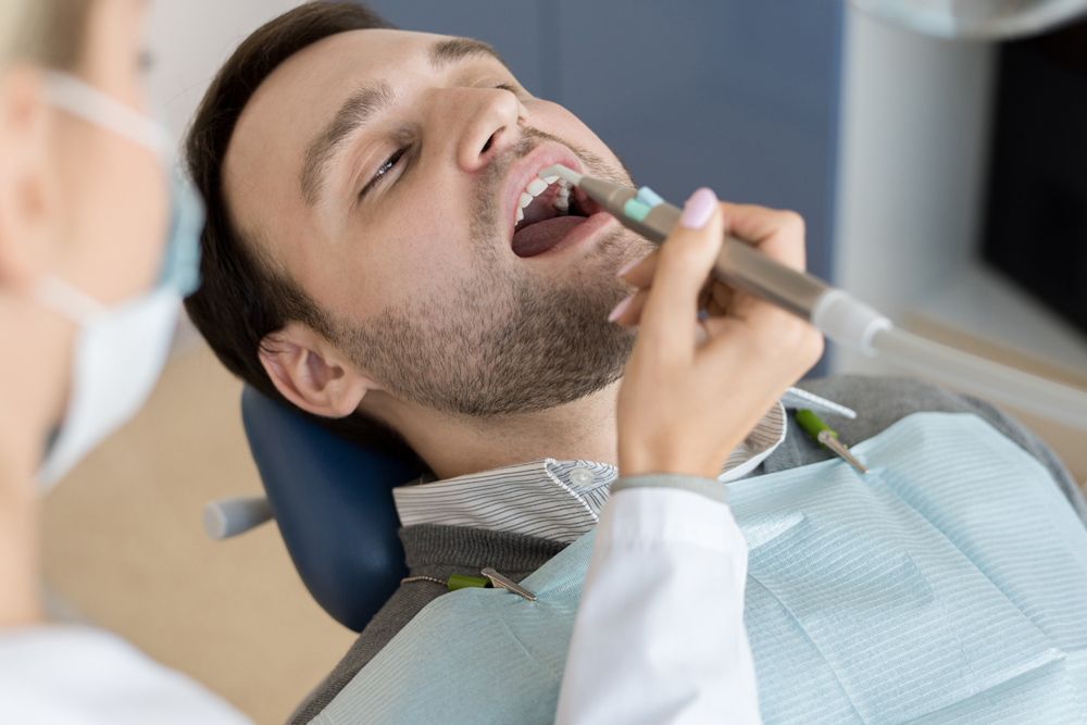 Town & County Dental Care Dentist Filling Cavities